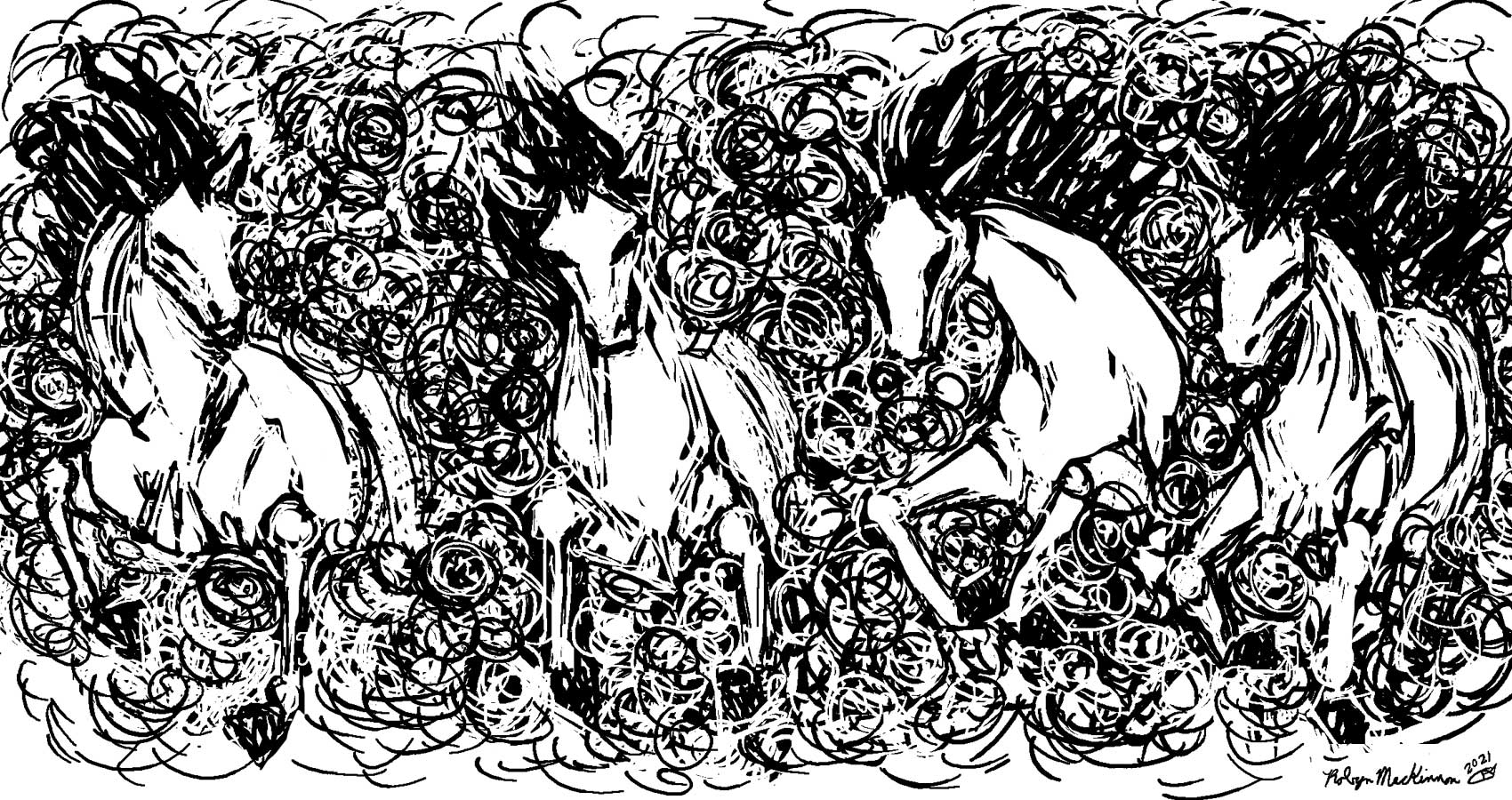 All The King's Horses, a haiku by Robyn MacKinnon at Spillwords.com