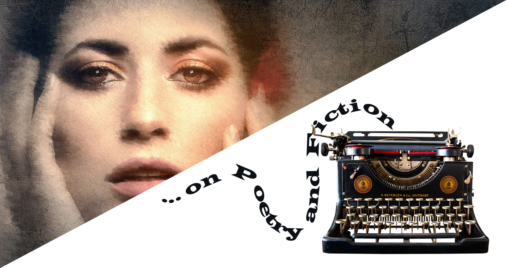 """...on Poetry and Fiction - Just """"One Word"""" Away (""""Portrait""""), editorial by Phyllis P. Colucci at Spillwords.com"""