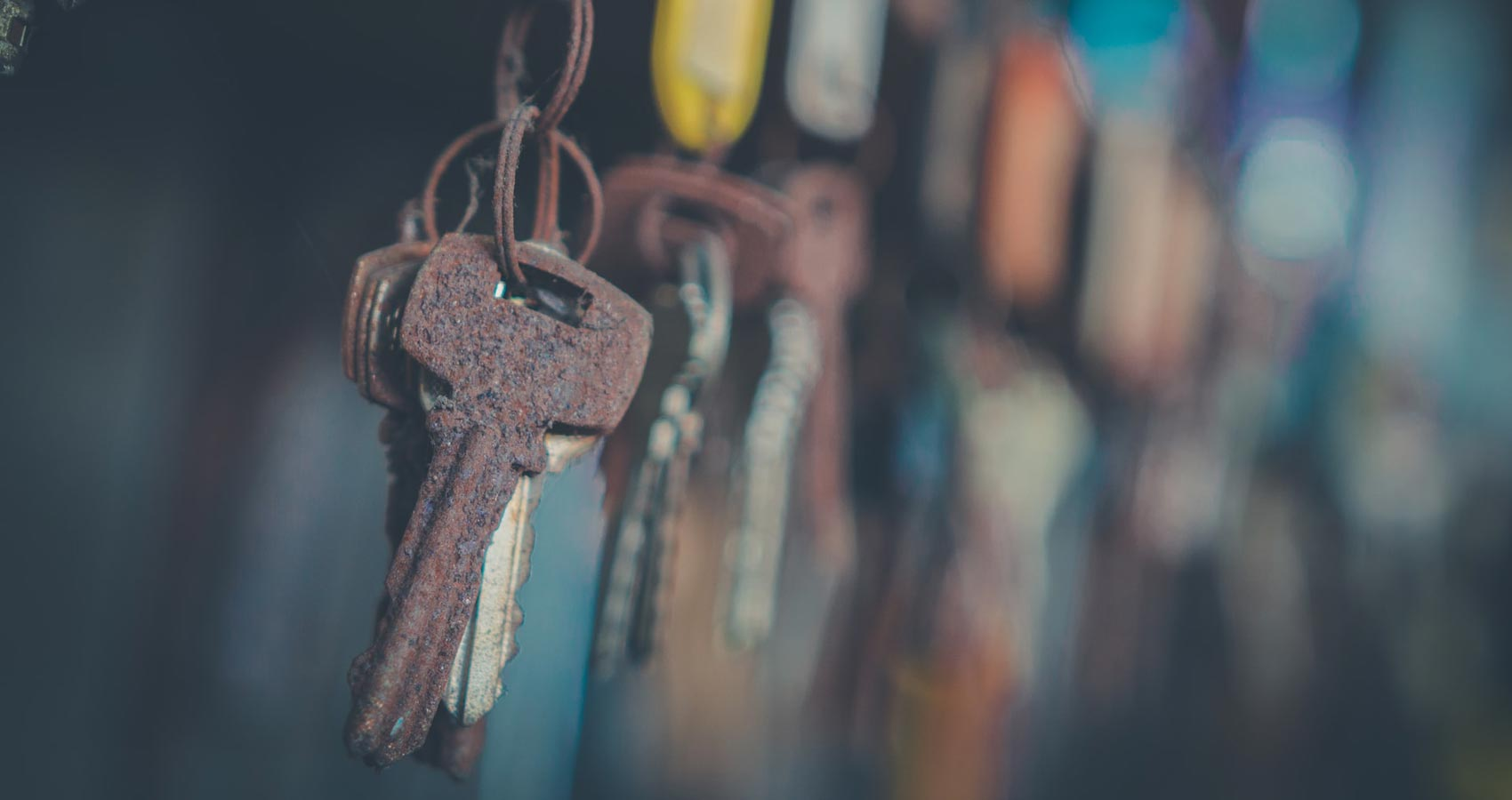 Rusty Keys, poetry by Olaitan Humble at Spillwords.com