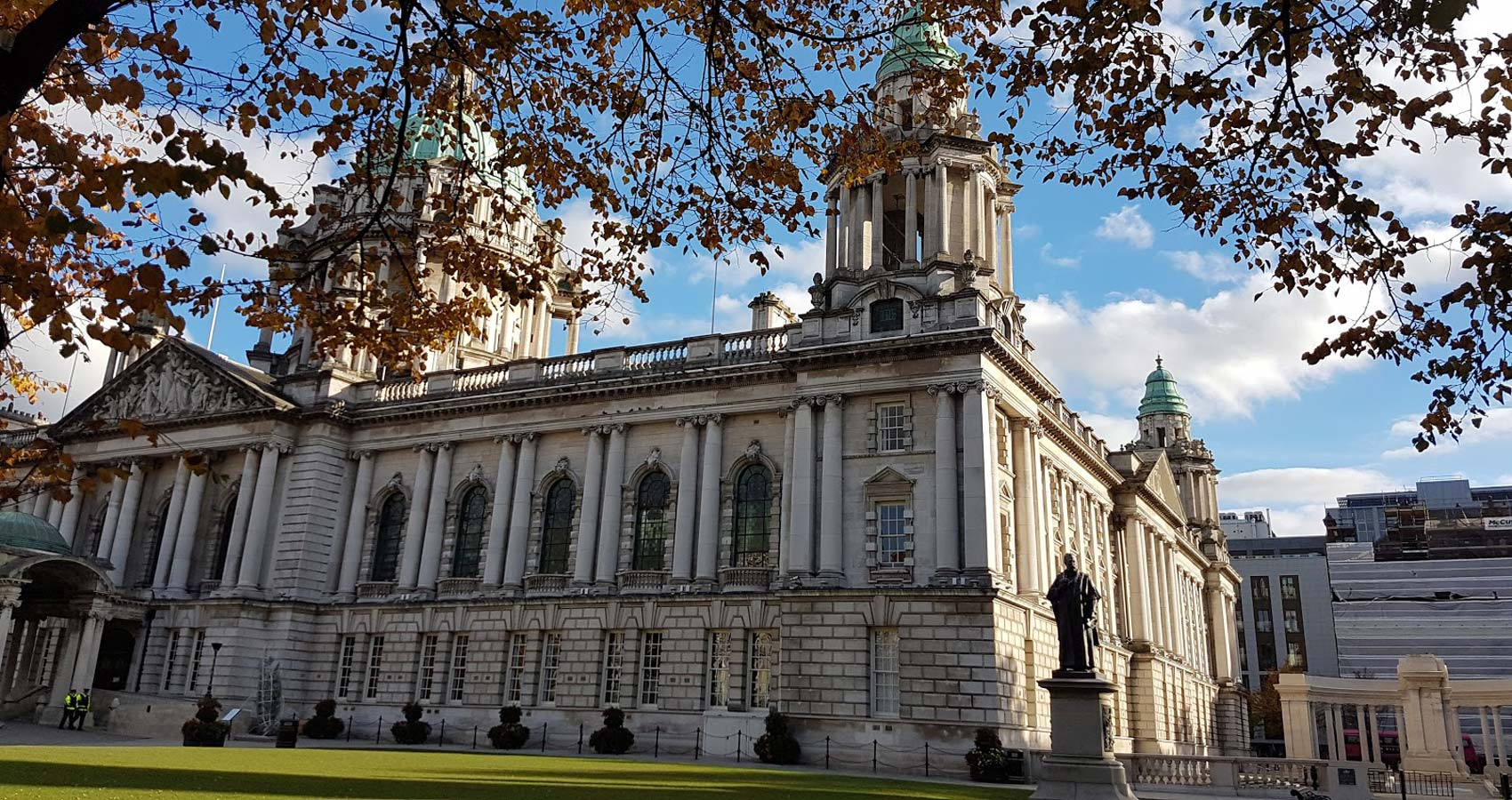 The Song of Belfast, a poem by Gaynor Kane at Spillwords.com
