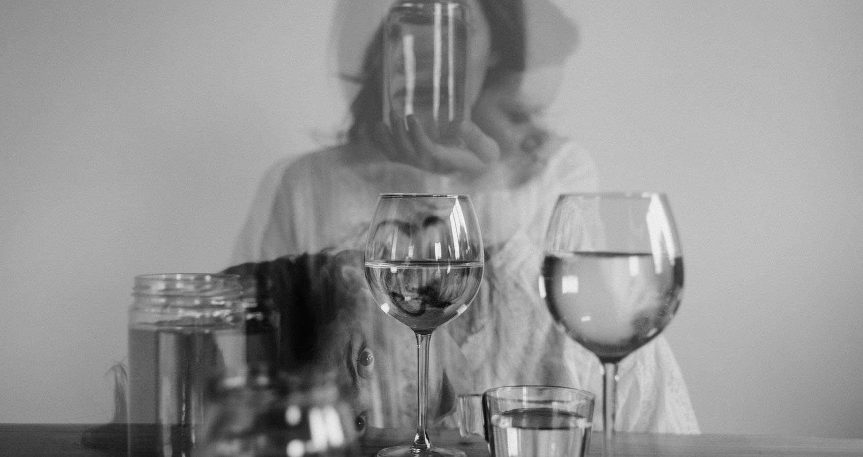 Glass of Wine, poetry written by Jasmin at Spillwords.com