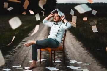 Inside A Poet's Mind, a poem by John Baverstock at Spillwords.com