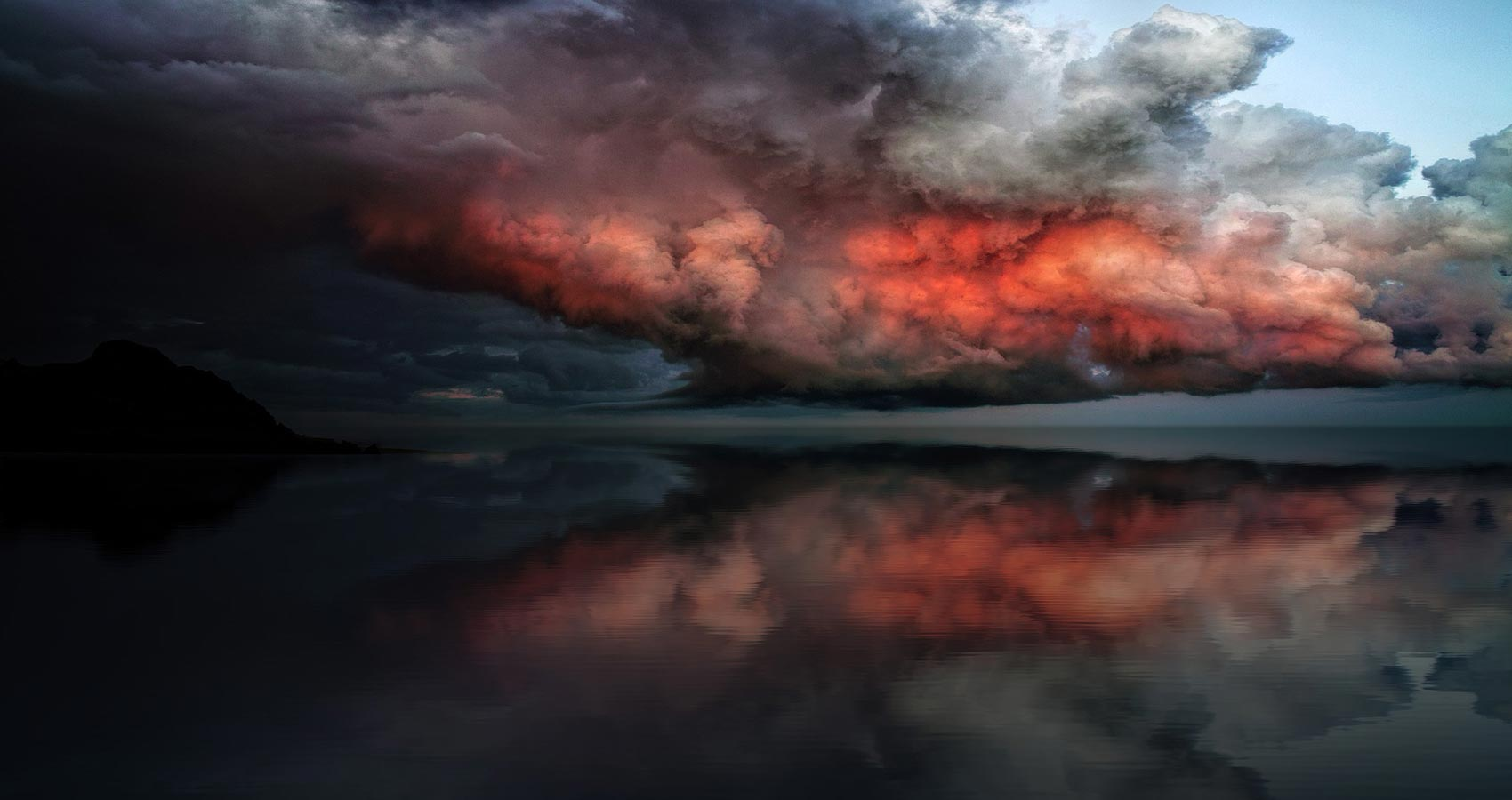 Storm's Symphony, a poem written by Mike Turner at Spillwords.com
