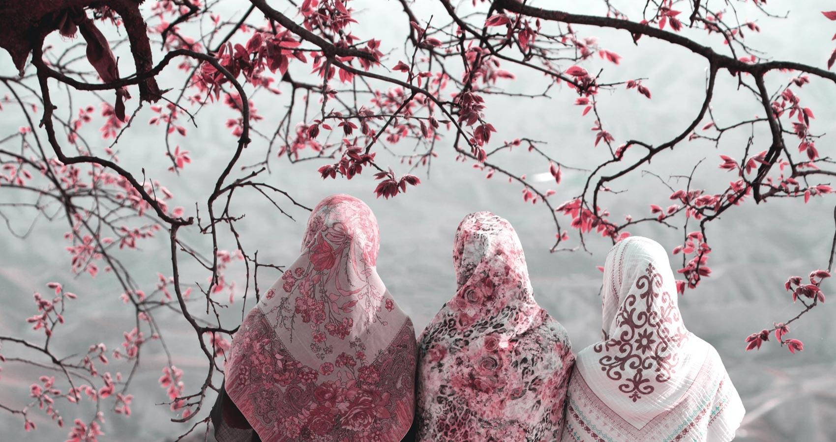 The Lightness of Ramadan, a poem by Karima Hoisan at Spillwords.com