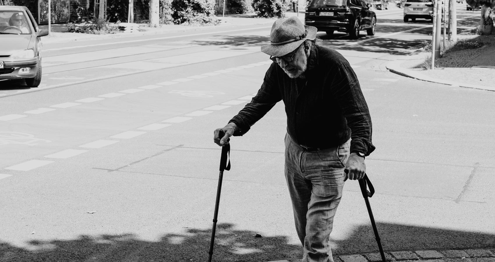 The Old Man, micropoetry by Timothy Resau at Spillwords.com