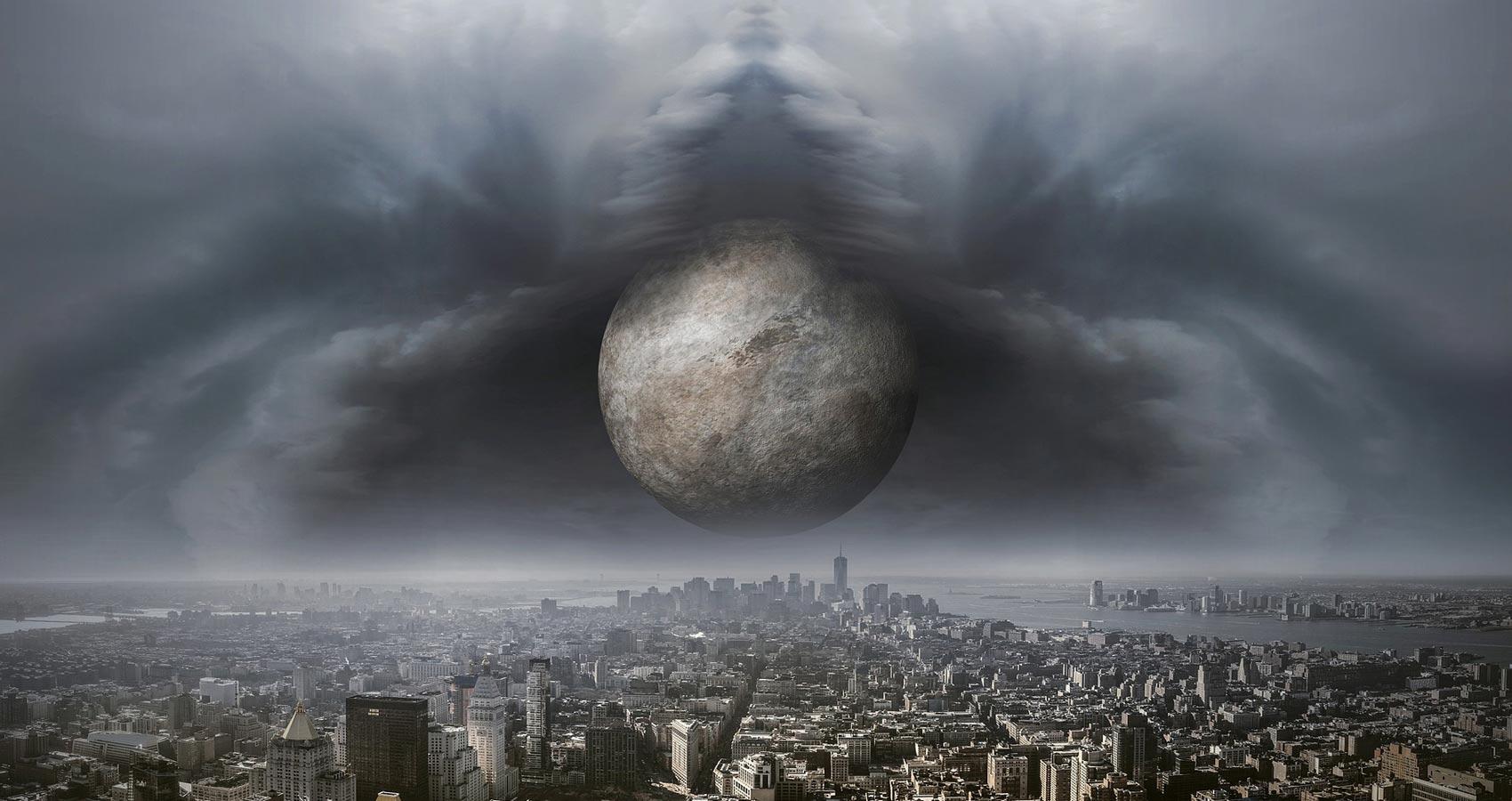 Apocalypse Fallen on Earth, prose by Garvit Jain at Spillwords.com