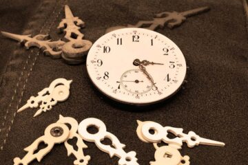 Thief Of Time, a poem written by TM DiSarro at Spillwords.com