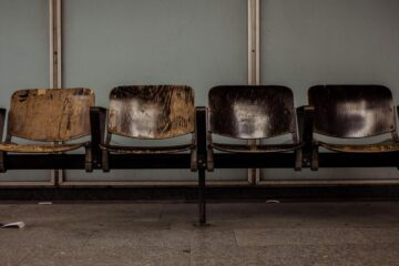 Waiting Room, poetry written by Alexa Cleasby at Spillwords.com