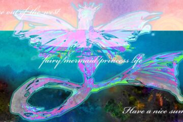 Fairy Mermaid Princess Life, haiku by Robyn MacKinnon at Spillwords.com