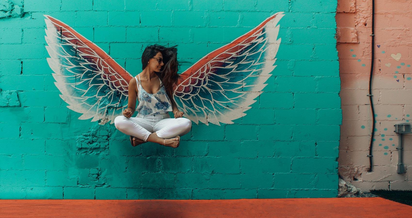 Flying Again, a poem by Anggun Alfarisi at Spillwords.com