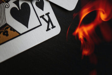 Games of Chance, a poem written by Mike Turner at Spillwords.com