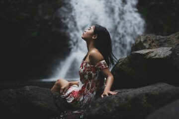 Slipping Into Nature, poetry by Christina Lawrence at Spillwords.com