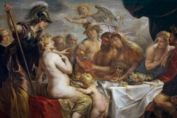 Apple of Discord, poetry by Steven Fortune at Spillwords.com