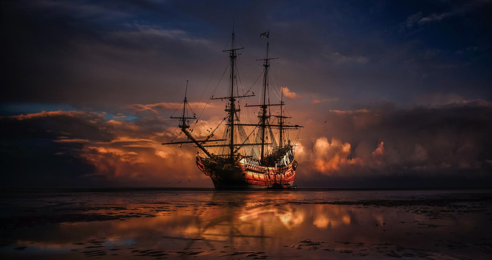 For Captain Ahab, a poem by Maciej Pająk (Matthew) at Spillwords.com