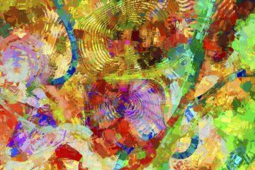 Painter's Symphony, a poem written by Brad Osborne at Spillwords.com