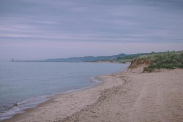 The Bubble of Lake Michigan, poetry by Paula Puolakka at Spillwords.com