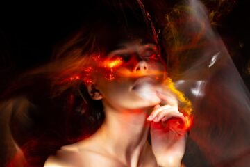 The Fire, poetry written by Alan David Gould at Spillwords.com