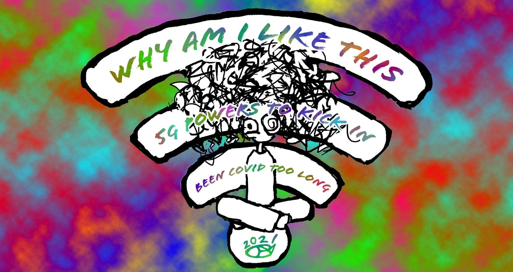 Why Am I Like This?, a haiku by Robyn MacKinnon at Spillwords.com