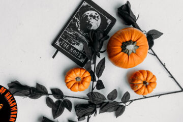 All Halloween, a poem written by Eva Marie Cagley at Spillwords.com