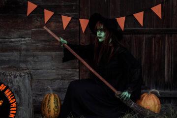 Halloween, a poem written by Richard Leach at Spillwords.com
