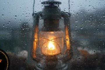The Lantern, a poem written by James Walmsley at Spillwords.com