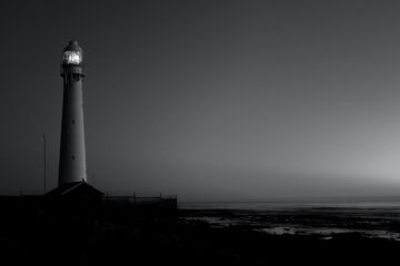 The Lighthouse Keeper, short story by The Birch Twins at Spillwords.com