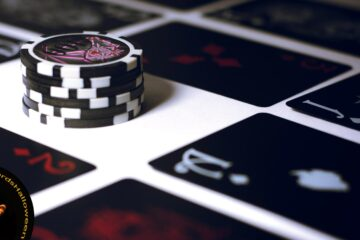 The Price of Poker, poetry by Gerry Stefanson at Spillwords.com